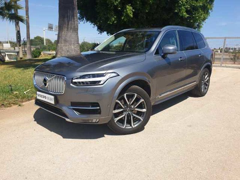 Volvo XC90 II D4 190cv Inscription 7s Geartronic 8 Vel.